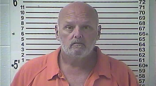 Richard Walker (Source: Hardin County Detention Center)