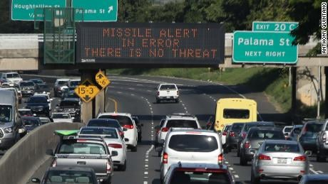 Hawaii tries to unravel missile miscue to stave off replay