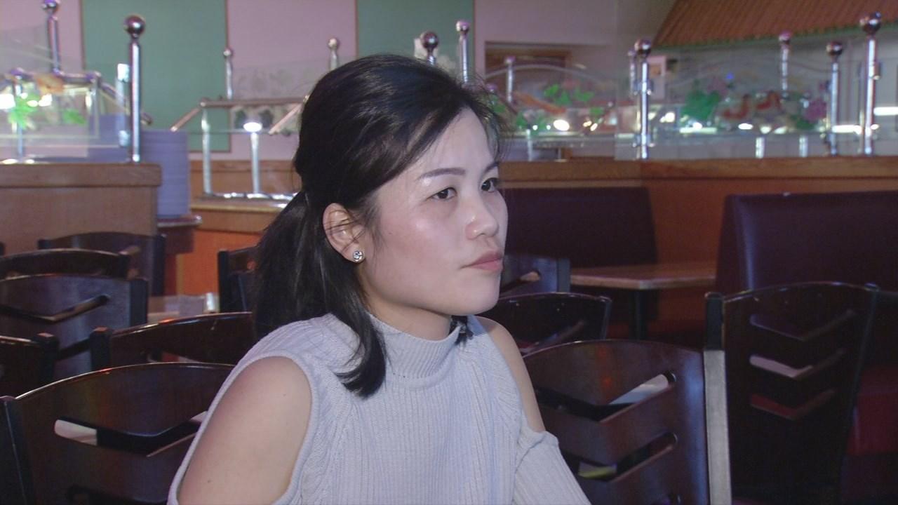 Jenny Zhu, owner of Jumbo Buffet