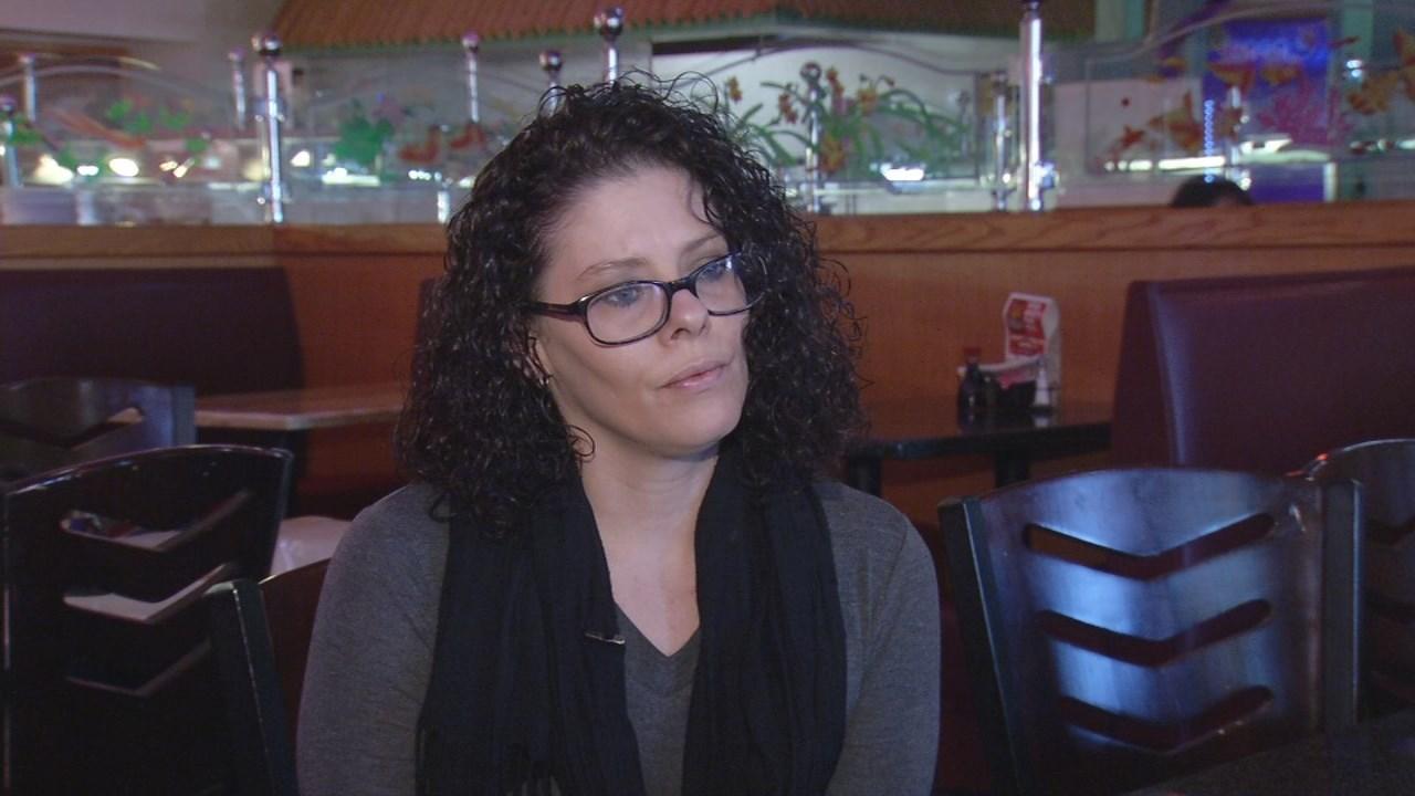Amber Huff, manager of Jumbo Buffet