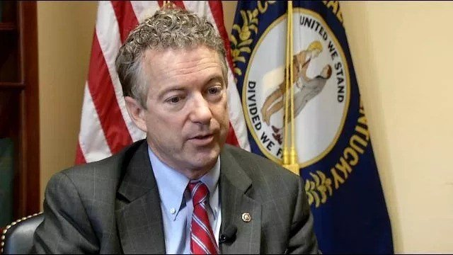 Rand Paul's Alleged Attacker Charged with Federal Crime