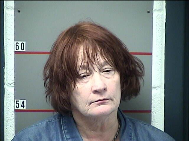 Melanie Howard (Courtesy of the Grayson County Detention Center)