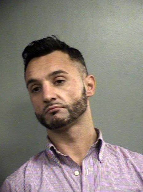 Elvir Hamzabegovic (Source: Louisville Metro Corrections)
