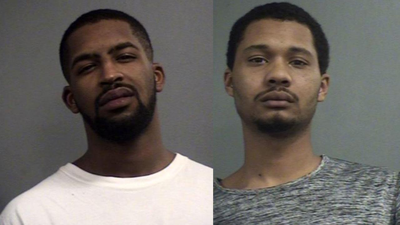 Terry Crumpton and Bryston Livingston (Source: Louisville Metro Corrections)