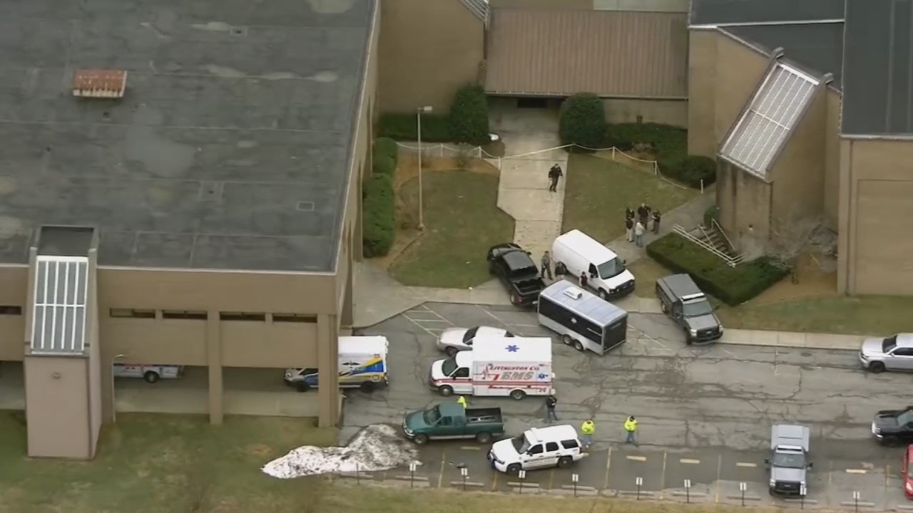 Two teenagers were killed and 18 others were injured in Tuesday morning's mass shooting at Marshall County High School in southwest Kentucky.
