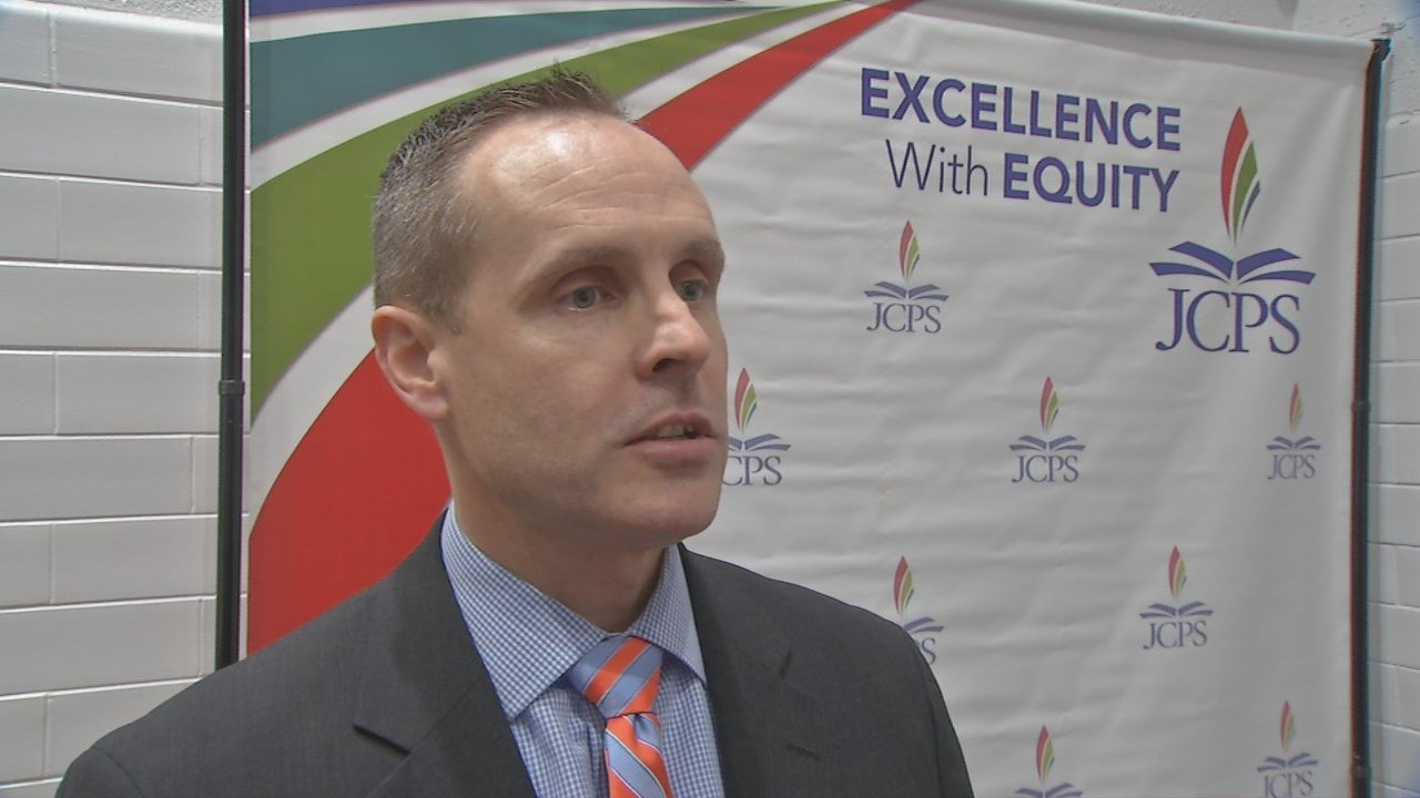 JCPS Chief Operations Officer Michael Raisor