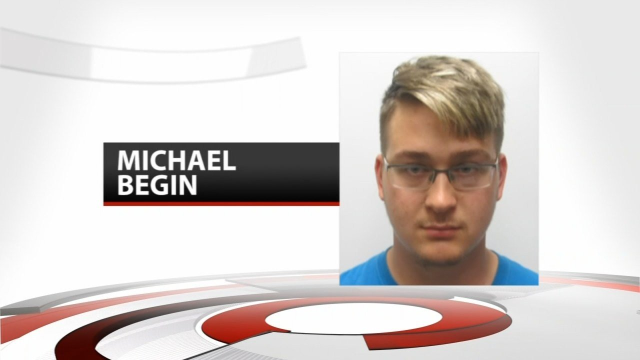 Michael Begin is accused of sexually abusing 17 young children.