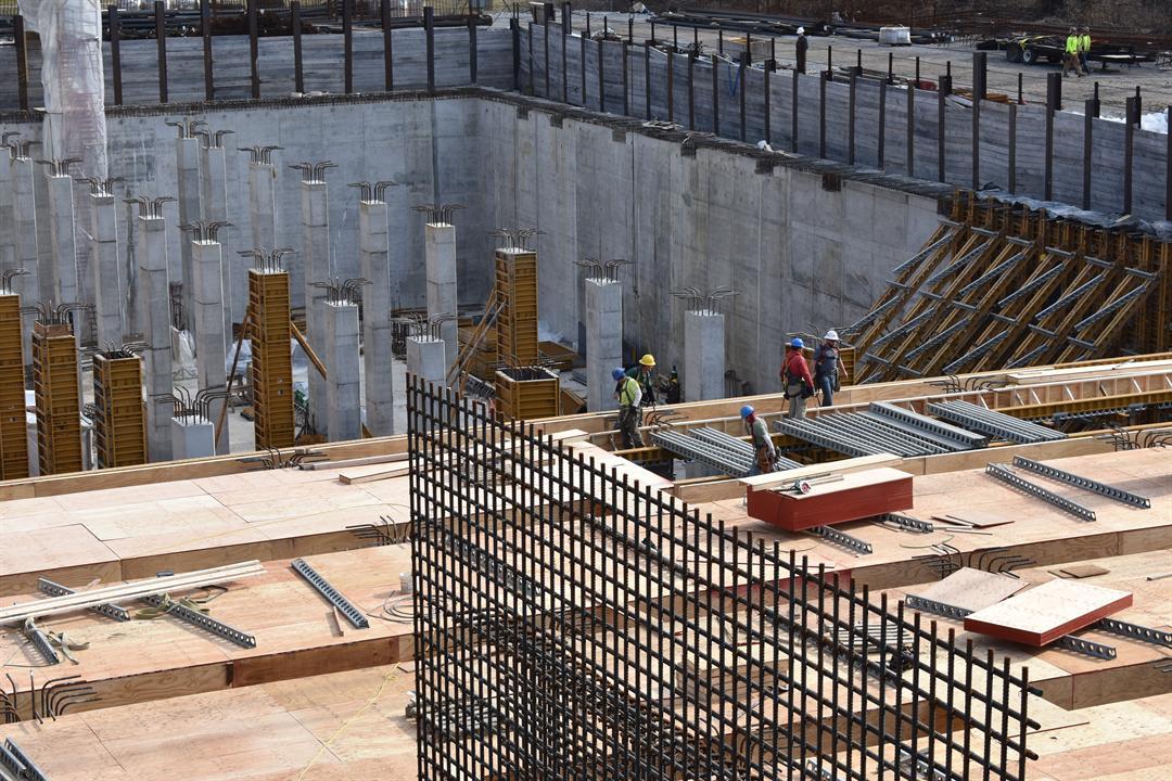 Construction a $28 million, 7.5-million-gallon Clifton Heights Basin
