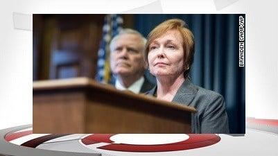 Dr. Brenda Fitzgerald (Image Courtesy: CNN)