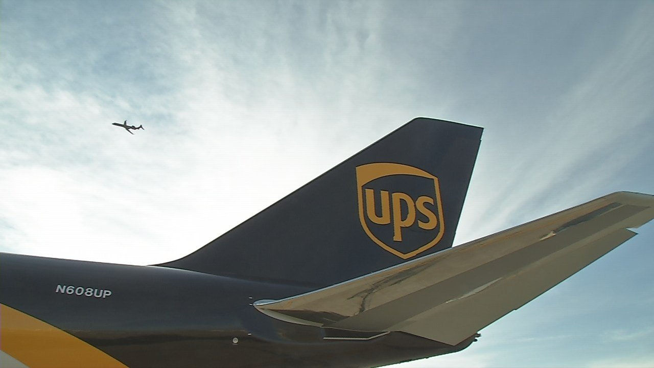 Hours after a package exploded at a FedEx distribution center near San Antonio, a spokesman for the United Parcel Service (UPS) Worldport facility issued a brief statement, saying the logistics giant takes security very seriously.