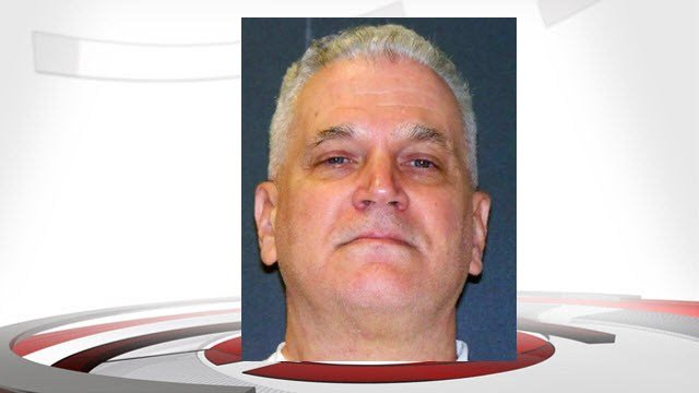 ustice via AP). This undated photo provided by the Texas Department of Criminal Justice shows John David Battaglia who is scheduled for execution Thursday, Feb. 1, 2018, in Huntsville, Texas.