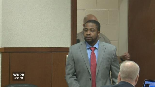 Lloyd Hammond during a court appearance in Louisville, Ky.