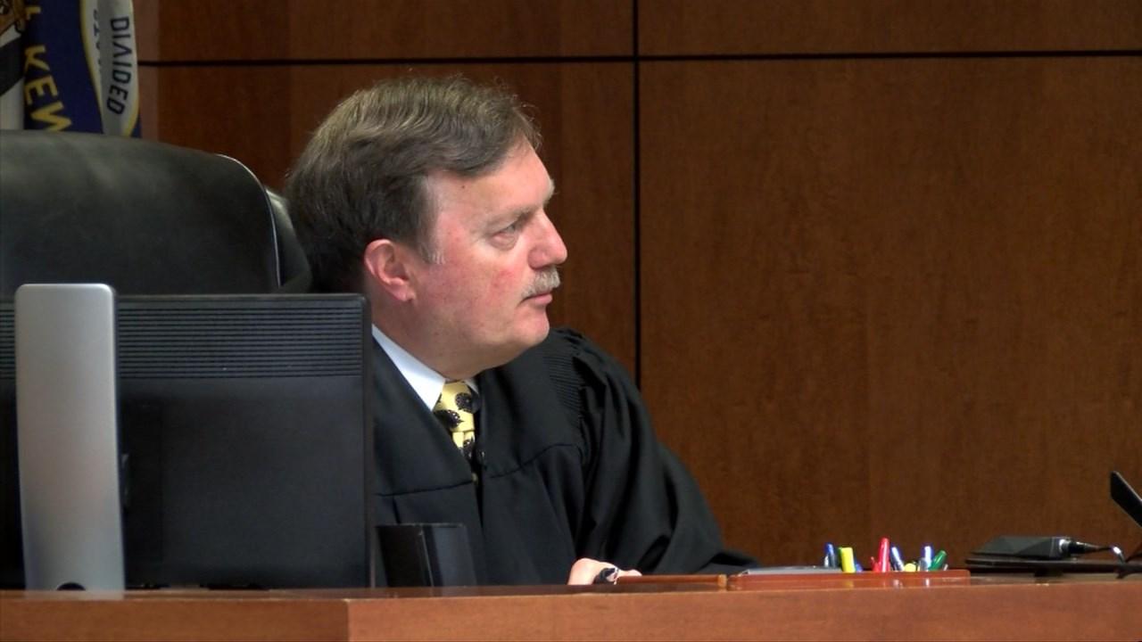 Jefferson Circuit Court Judge Charles Cunningham