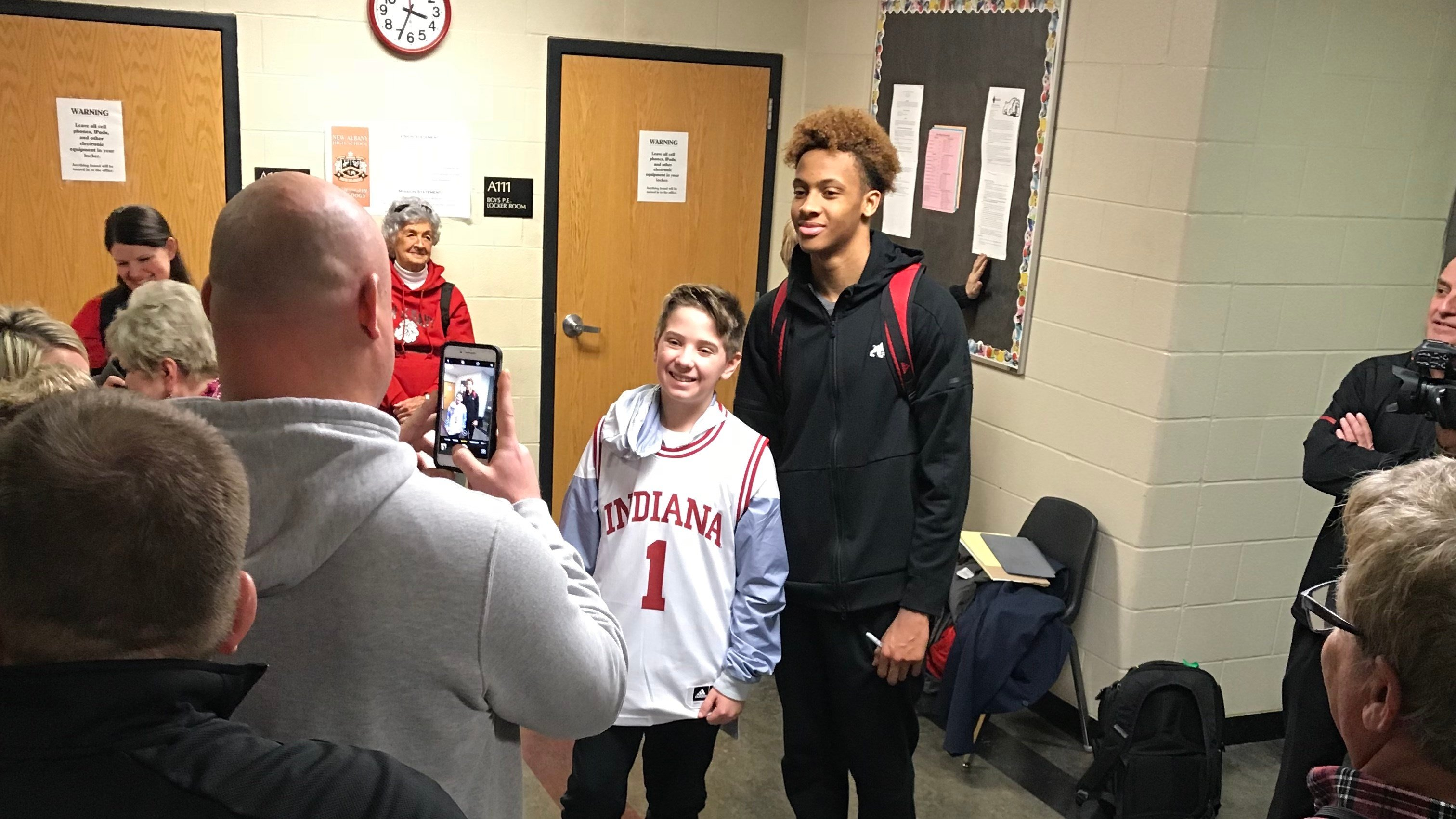Romeo Langford scored 44 points as New Albany beat Columbus East Saturday.