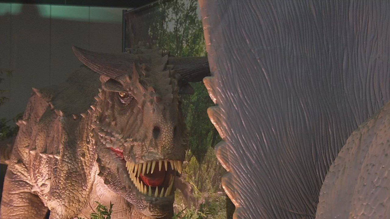 Jurassic Quest is the largest traveling animatronic dinosaur exhibit in North America.