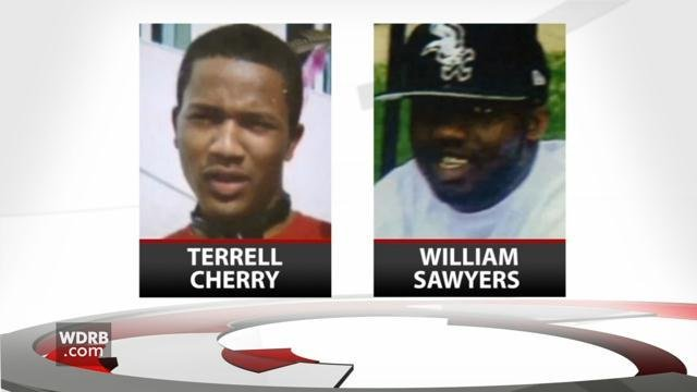 Terrell Cherry and William Sawyers were killed in 2006.
