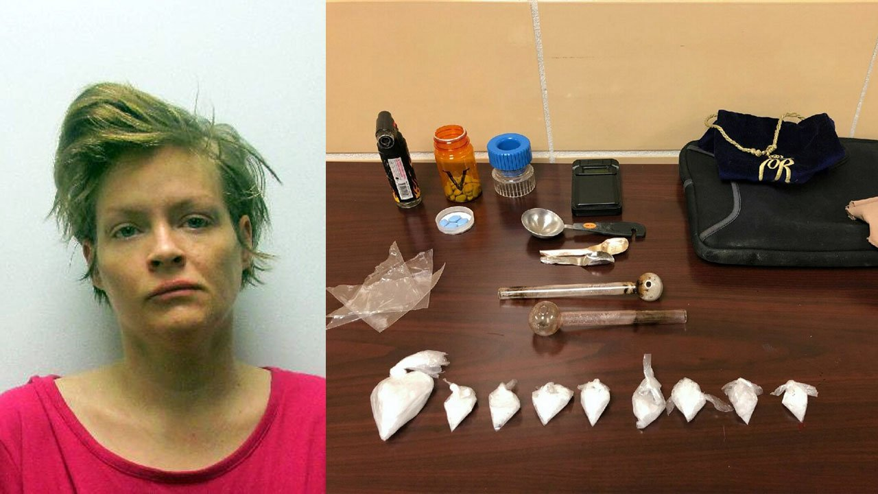 Authorities in Clark County say a traffic stop resulted in the arrest of a methamphetamine dealer. (Source: Clark County Sheriff's Office)