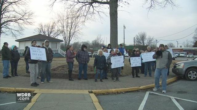 Charlestown residents say the city is using bullying tactics to intimidate residents in the Pleasant Ridge community.