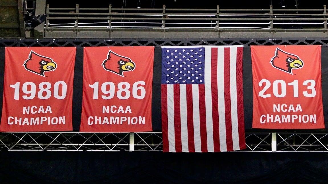 NCAA upholds University of Louisville sanctions; university must vacate 2013 title