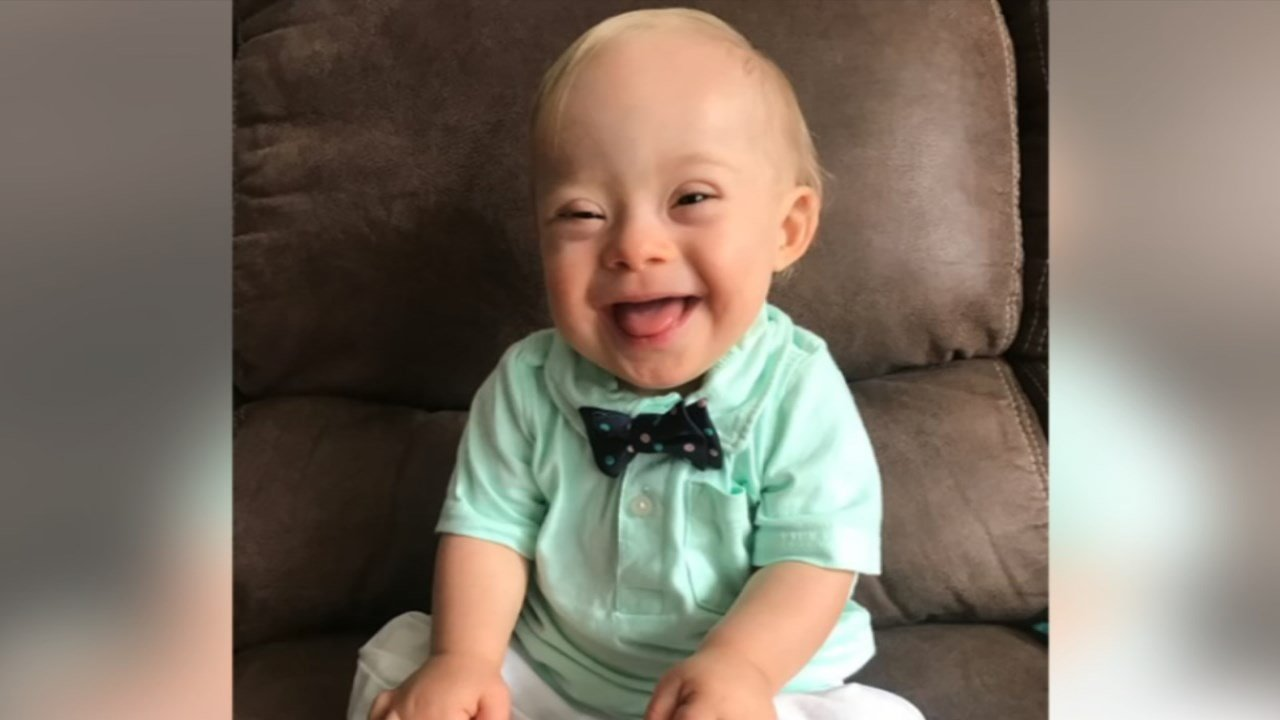 Meet Lucas, the Adorable New Gerber Baby With Down Syndrome