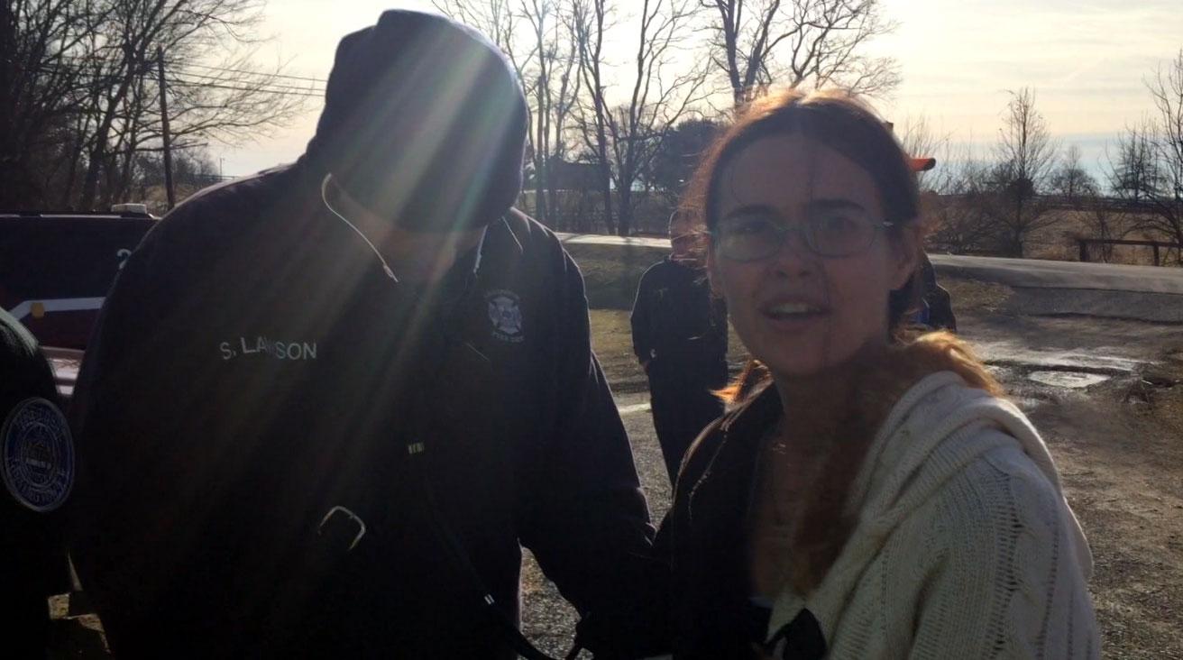 Police confirm Jessica Lynn Burk, 40, is alive.