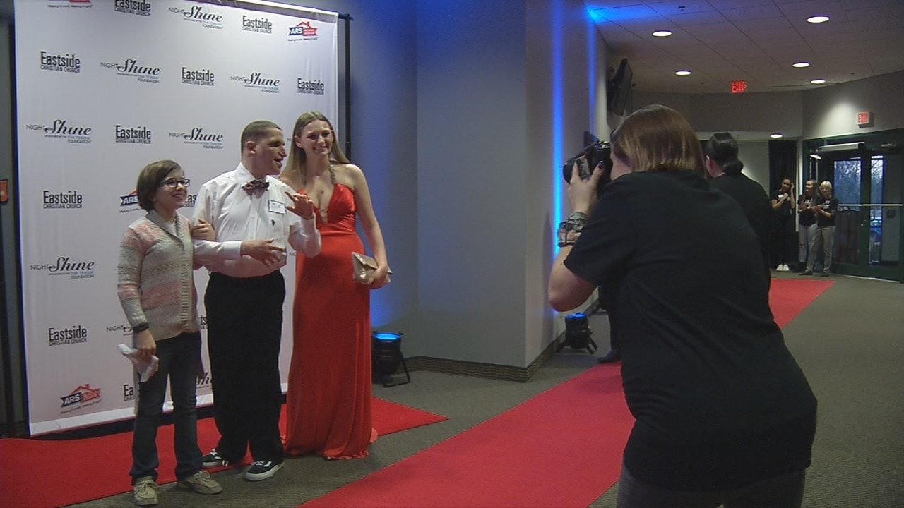 Special Austin prom crowns every guest a king and queen