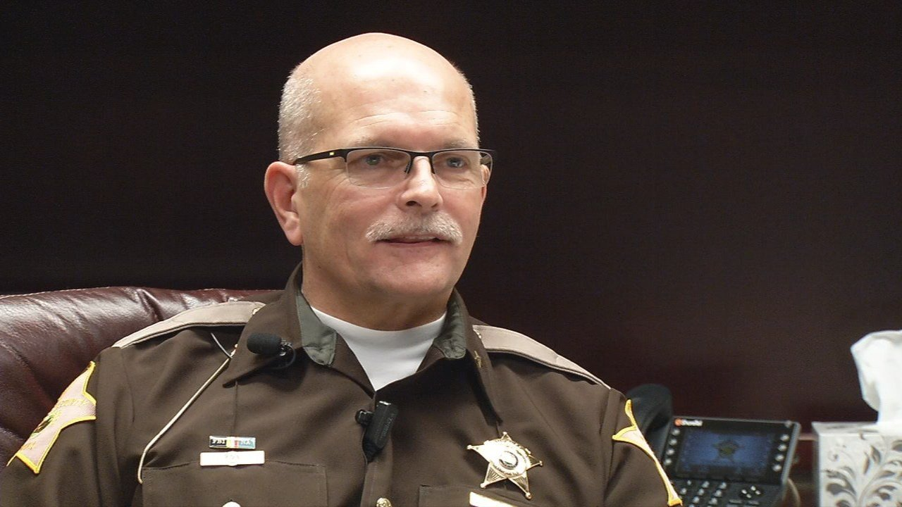 Floyd County Sheriff Frank Loop