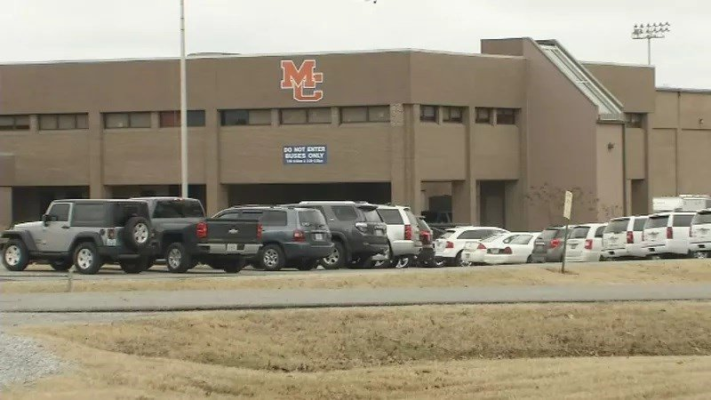 Marshall County High School (WDRB file photo)