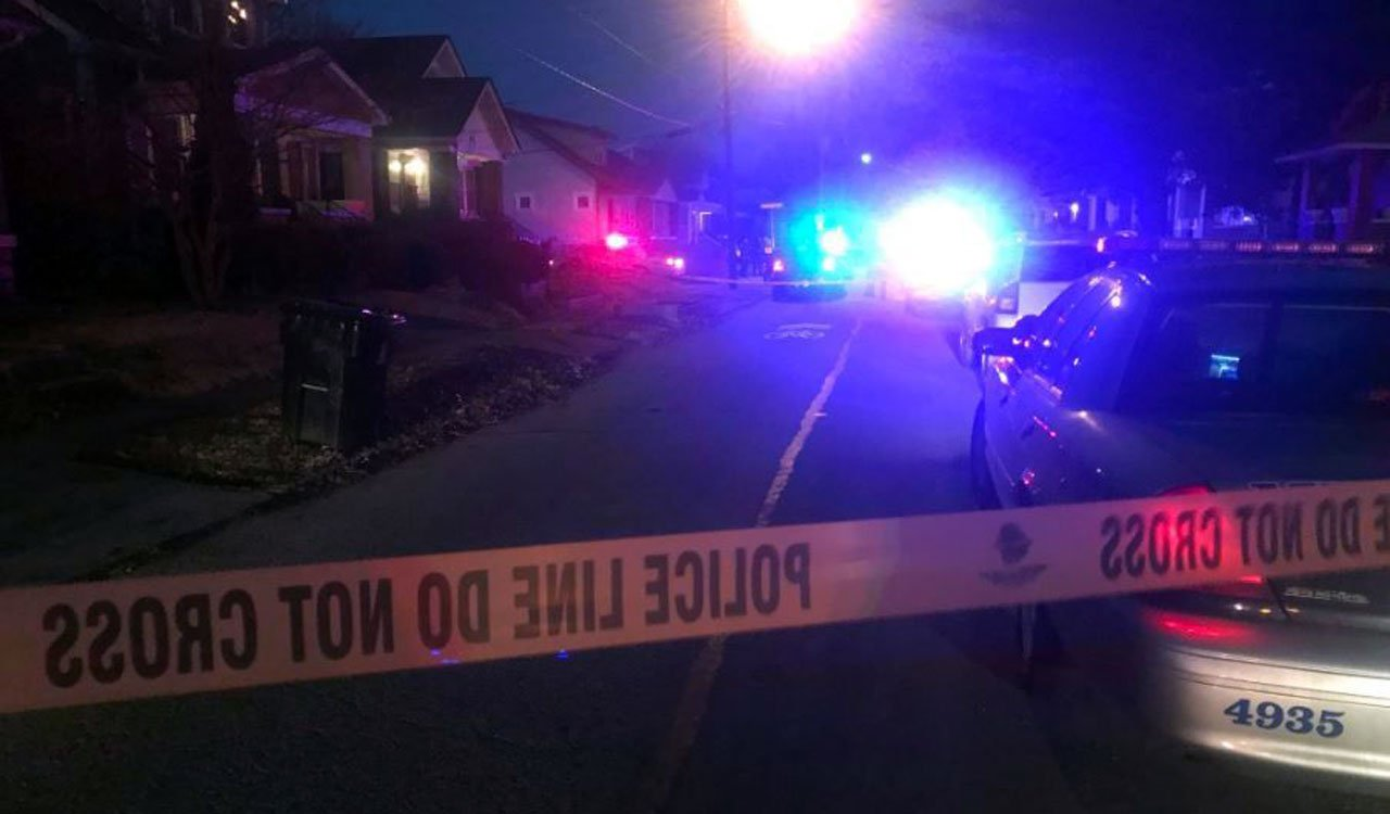 The shooting happened around 6:30 p.m. on Barbee Way, near South Shelby Street.