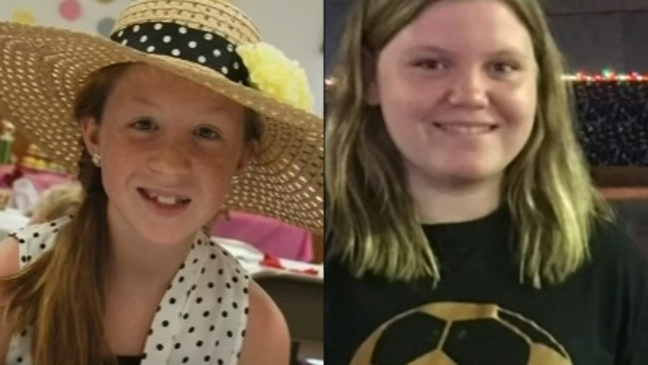 Abby Williams and Libby German were killed Feb. 13, 2017, in Delphi, Indiana.