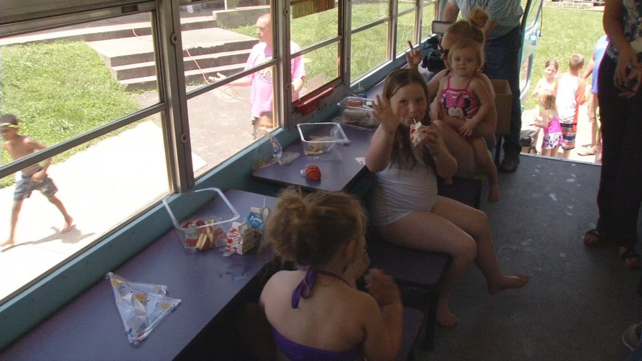 JCPS runs a Summer Feeding program once school lets out in May. It served 300,000 meals last summer.