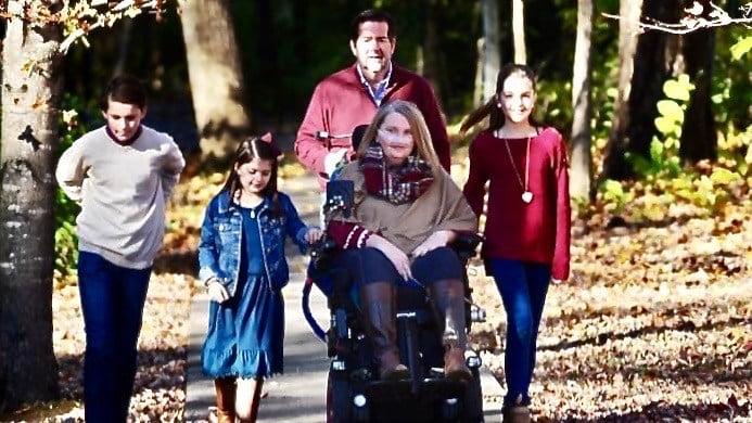 Dewey family photo.