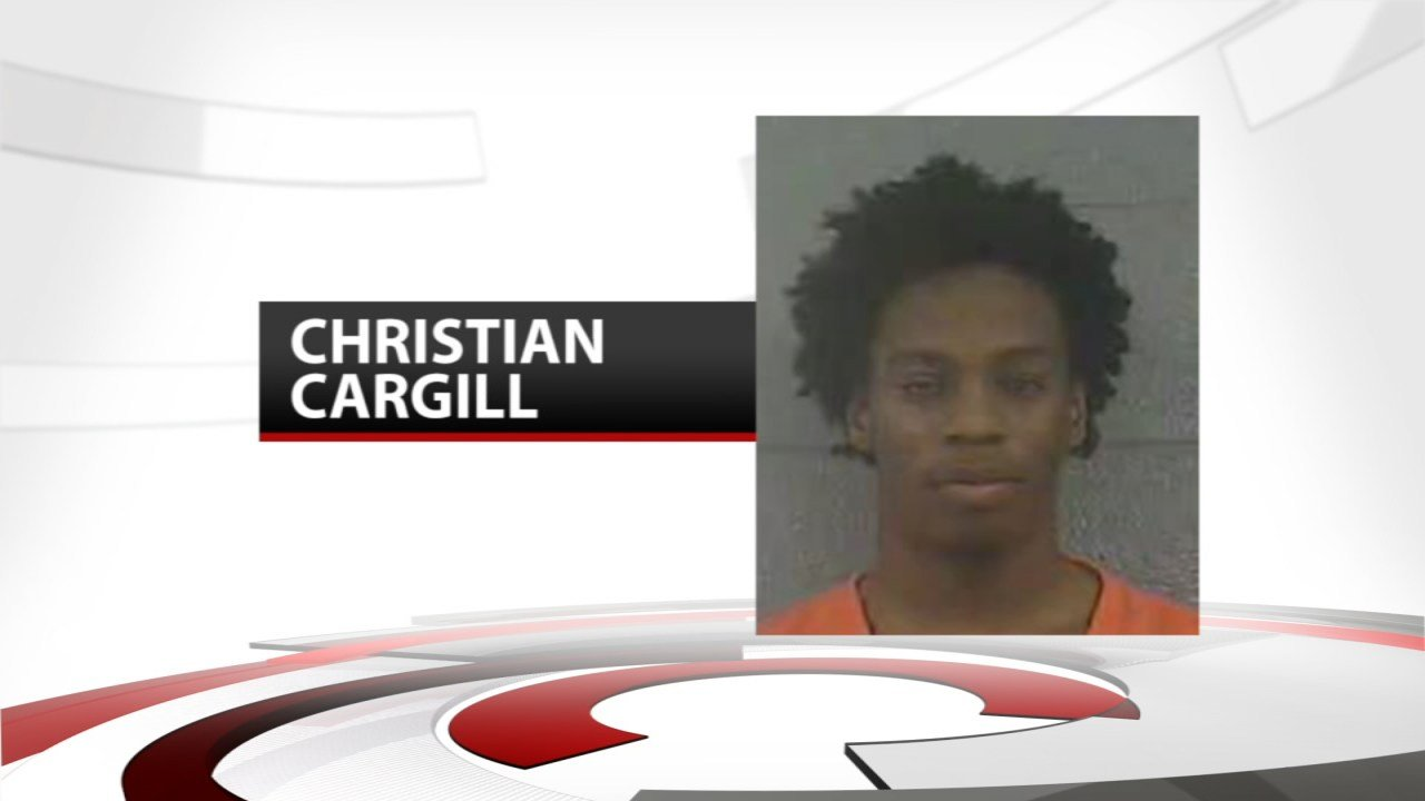 Christian Cargill, 18, is charged with terroristic threatening after he allegedly left a threatening note at Bullitt Central High School on Feb. 15, 2018.