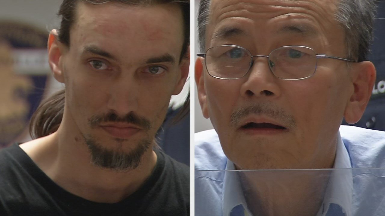 31-year-old Patrick Huddleston and 74-year-old Luc Hoang appeared before a Louisville judge Saturday morning.