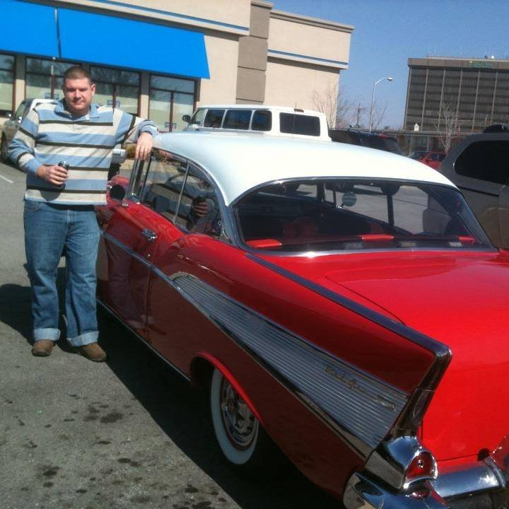Friends say he had a passion for cars, worked on restoring them, and when he wasn't working on them he was talking about them.