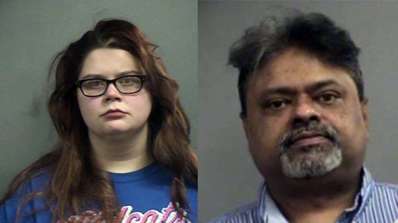 Abigail Varney and Nigel Nicholas (Source: Louisville Metro Corrections)