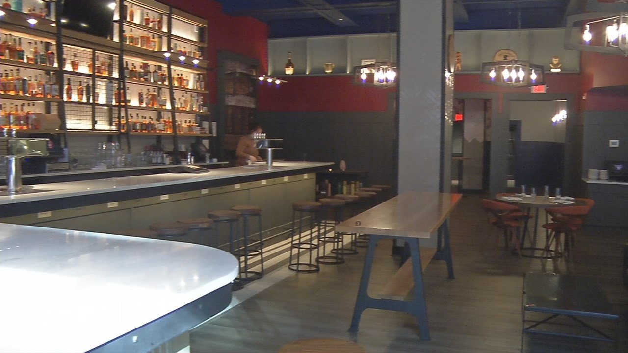 Whiskey Dry is Edward Lee's third Louisville restaurant after 610 Magnolia and Milkwood.