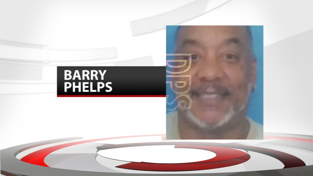 Barry Phelps (photo source: Indiana State Police)