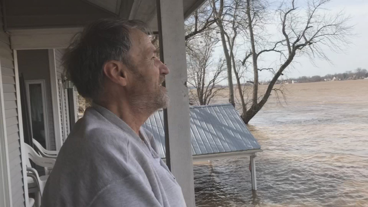 It is perhaps the first major river flooding since the East End bridge, and neighbors say the new crossing made an old problem worse.