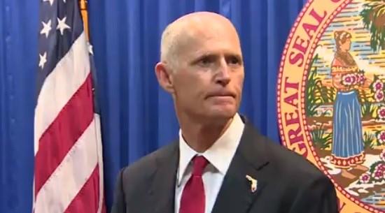 Florida Gov. Rick Scott (Image Courtesy: CNN)