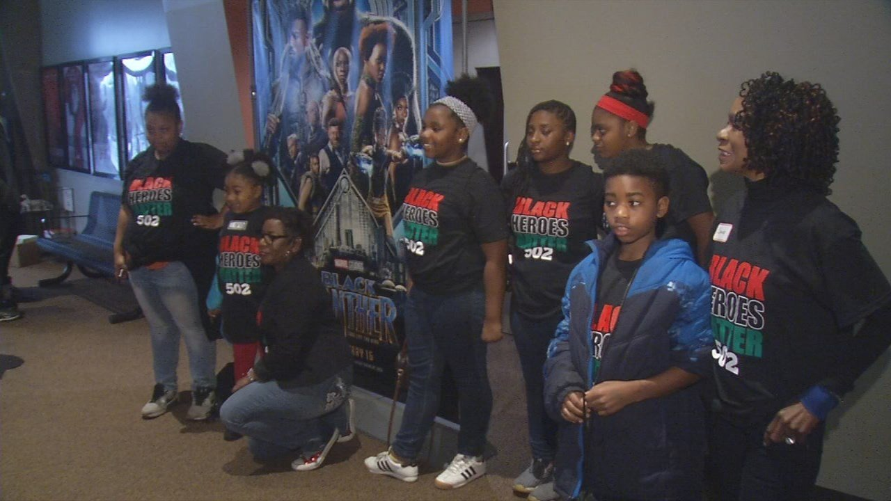 The Wibby Foundation says they hope to do the event again, if a second Black Panther movie is released.
