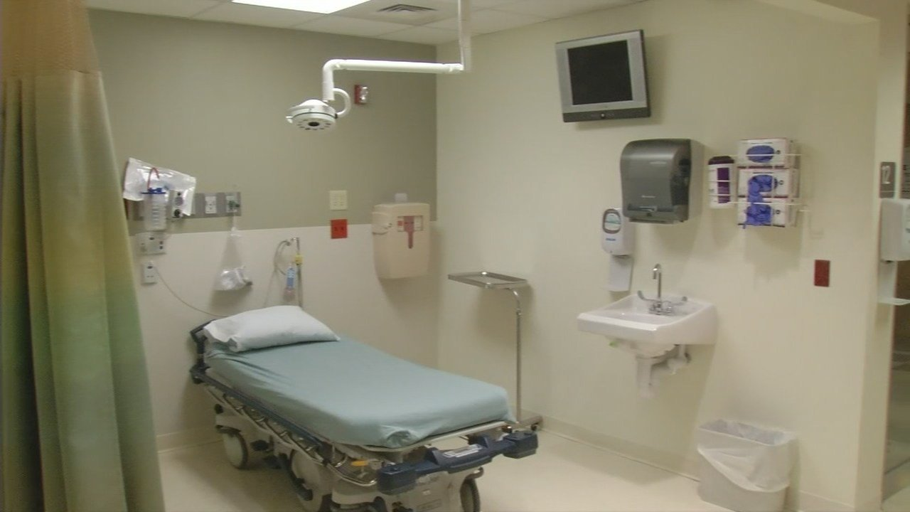 On the afternoon of Tuesday, Feb. 27, a ribbon cutting was held for the hospital's newly renovated emergency department.