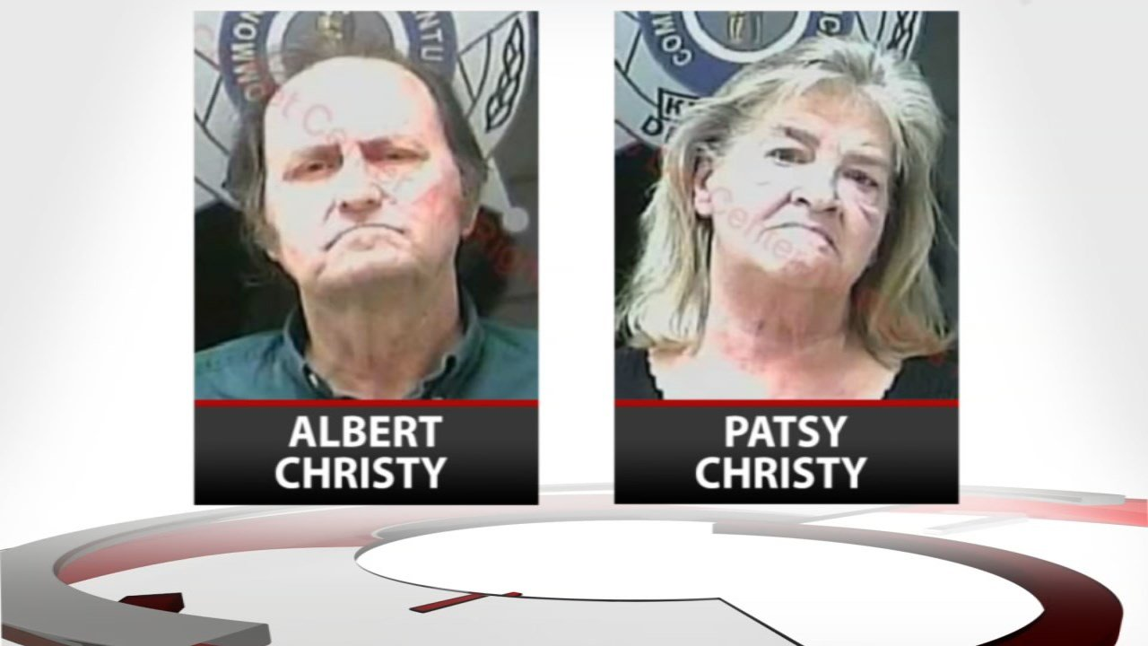A 20-year-old man only weighed 61 pounds when he died in December in his parents' home in Winchester. After that, police launched an investigation into Albert and Patsy Christy.