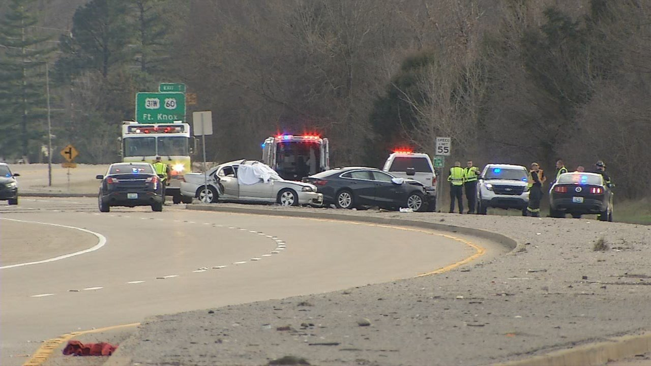 According to a MetroSafe supervisor, the crash happened just after 4 p.m., Tuesday, Feb. 27, near the intersection of Ashby Lane and Greenbelt Highway.