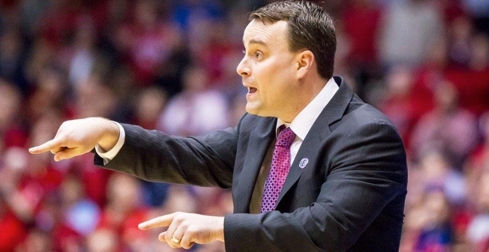 Archie Miller will coach in his first Big Ten Tournament Thursday night.