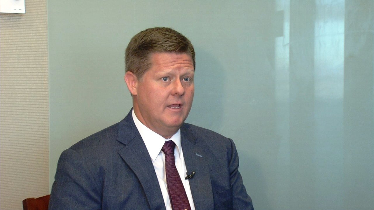 Matt Hawkins, CEO of Waystar