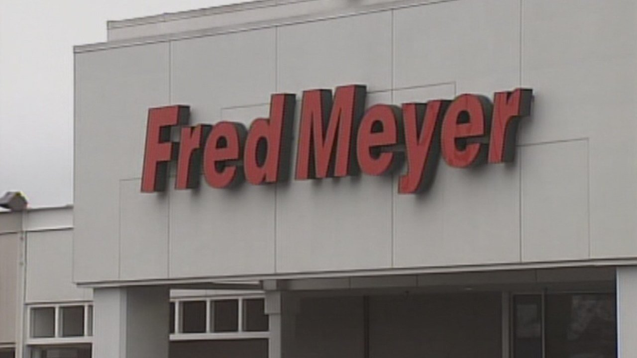 Kroger sells guns from 44 of its Fred Meyer stores in the West, but said Thursday that it's become clear that gun retail outlets must go beyond what current U.S. laws requires.