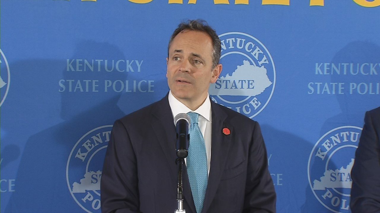 Gov. Matt Bevin