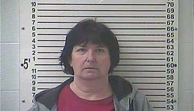 Betty Mitchell (Source: Hardin County Detention Center)