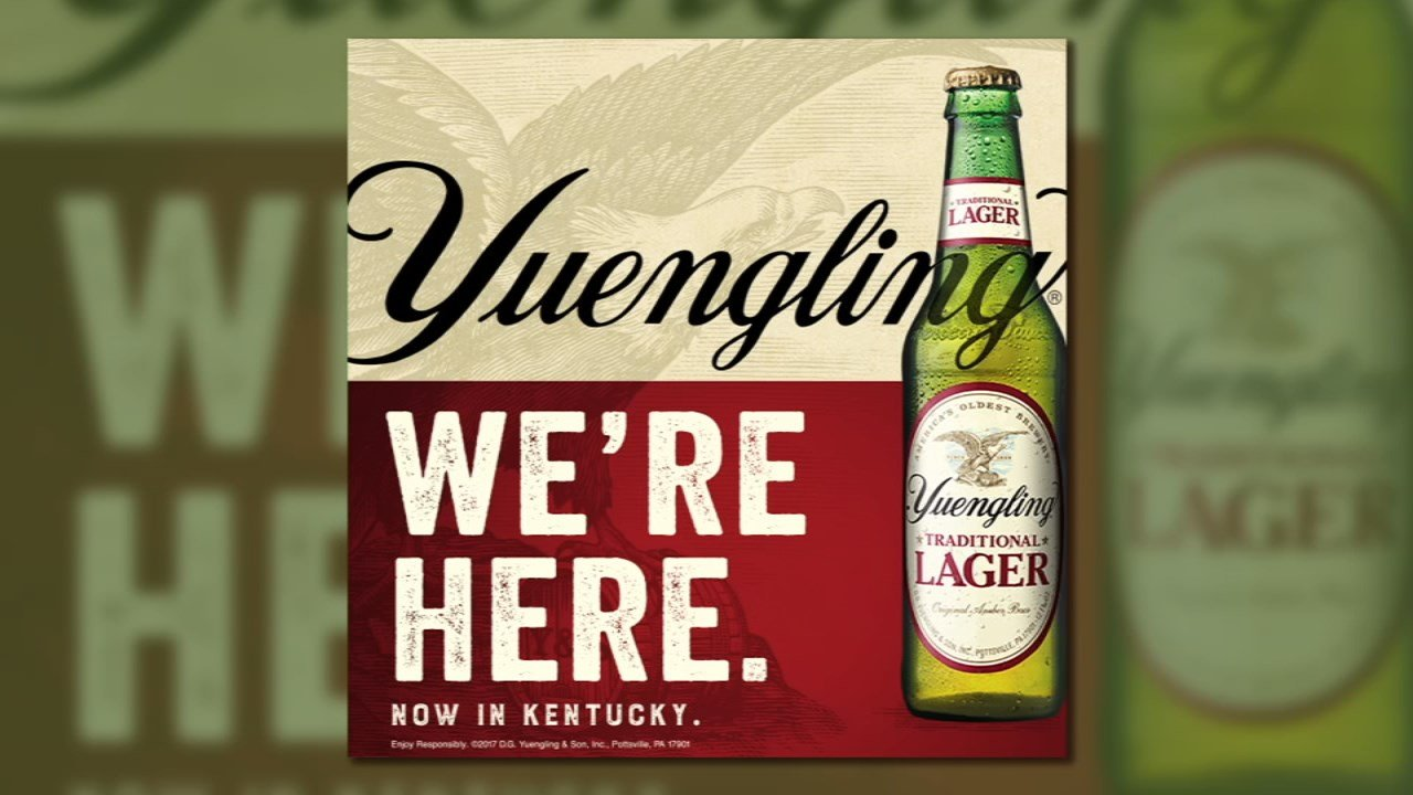 One of America's oldest brews is coming to Kentucky after 169 years.